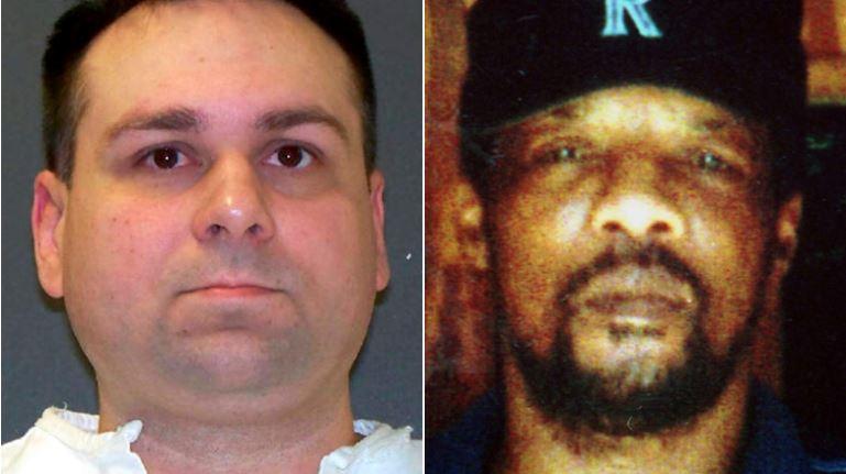 사형수 존 윌리엄 킹(왼쪽)과 그에게 희생당한 제임스 버드 주니어. /CNN 캡처