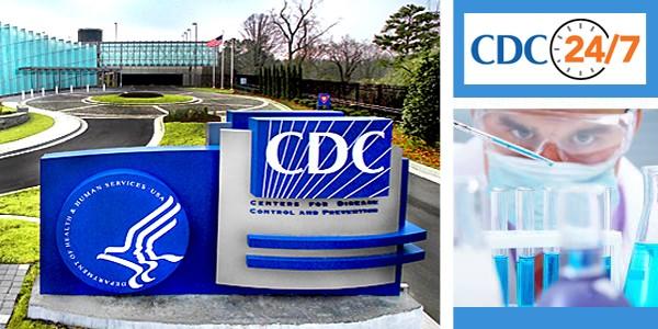 CDC 홈페이지