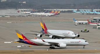 아시아나항공, 일등석 없어진다