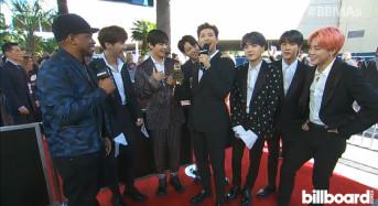 [2019 BBMAs] BTS, 톱듀오-그룹 아티스트상 수상
