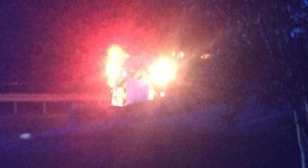 둘루스 한인밀집 오피스 단지서 화재