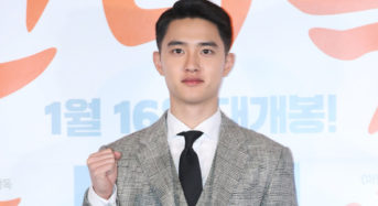 EXO member voluntarily enlists in national military service