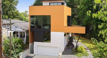 이렇게 절묘하게 생긴 집이 100만불?