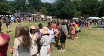 K-BBQ 축제에 미국인 1만명 몰렸다