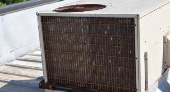 [화보] 애틀랜타한인회관, 실상은 이렇다 ⑤지붕