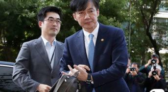 조국, 장관직 내려놨지만…정치적 위상 커져 향후 역할 주목