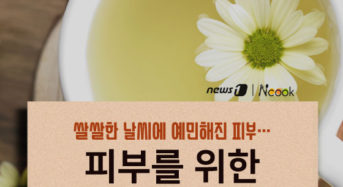 [K-Health] 피부 건강을 위한 따뜻한 차 한 잔