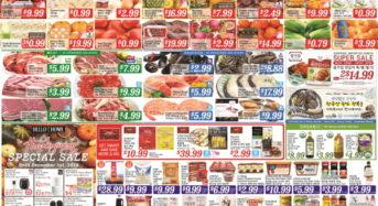 11월22~28일 식품점 세일정보 [H마트]