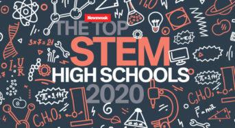 존스크릭시 3개 고교. 미국 최고 STEM 학교