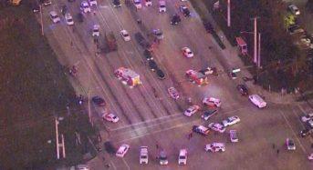 보석강도, UPS 트럭 탈취해 총격전…4명 사망