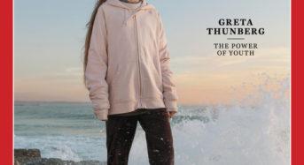 타임 올해의 인물은 10대 환경운동가 그레타 툰베리