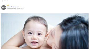 """""""백인 정자 삽니다"""" 중국 골드미스들 '원정 임신' 유행"""