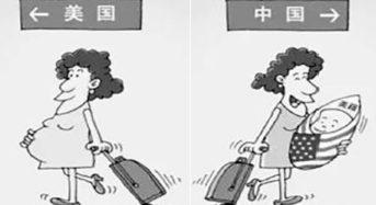"""""""원정출산 의심 여성엔 비자 거부"""""""