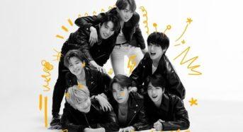 방탄소년단 8월21일 신곡 전격 발표