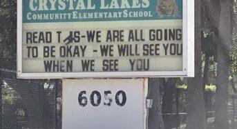 """플로리다주 """"가을에 학교 문 열라"""" 명령 논란"""