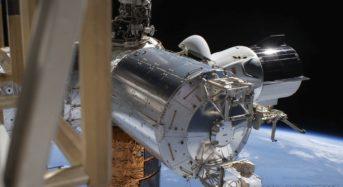 우주비행사 지구 귀환, 허리케인이 '변수'