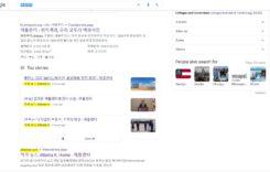 """[사고] """"구글에서 '애틀랜타'를 검색해 보세요"""""""