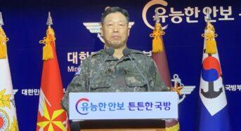 북한, 한국 공무원에 총격후 시신 해상서 불태워