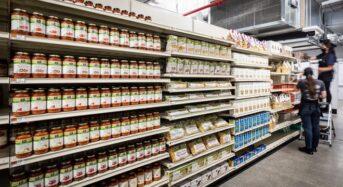 """""""이것이 미국 식품점의 미래"""""""