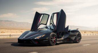 시속 316마일…세계에서 가장 빠른 차는?
