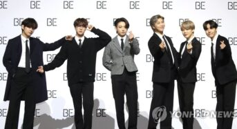 BTS, 또 새역사…빌보드 앨범 차트 5번째 정상
