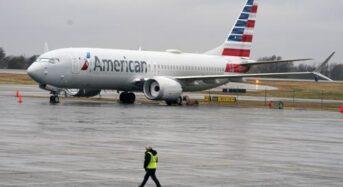 보잉 737맥스 상업비행 첫 재개