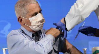 코로나 확진·사망자 급감…백신 효과 나타나나