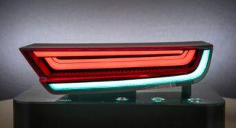 """""""자동차 정지등·후미등을 LED 하나로"""""""