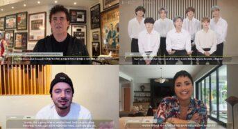 """저스틴 비버, BTS에 """"역사 만들자"""""""