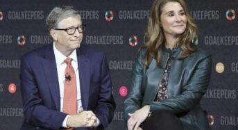 """빌 게이츠 부부 27년 만에 이혼…""""재단은 지속"""""""