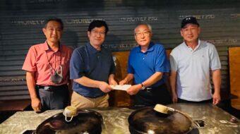 진훈회계법인, K-BBQ 페스티벌 후원금 전달