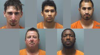 미성년자 성매매 시도 남성 5명 체포
