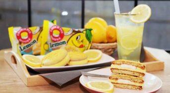 오리온, 여름 한정판 '레몬초코파이' 출시
