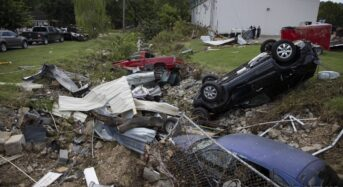바이든, 폭우 피해 테네시주 중대재난지역 선포