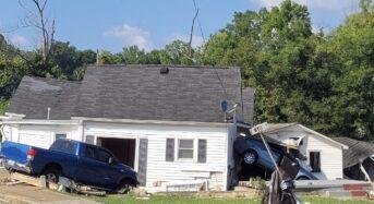[포토뉴스] 테네시 홍수참사 현장을 가다