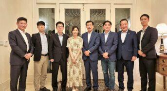 [포토뉴스] 한국 국회 산자위 대표단 애틀랜타 방문