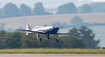 롤스로이스, 전기항공기 첫 시험비행