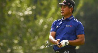 최경주, PGA 챔피언스 투어 샌퍼드 인터내셔널 준우승