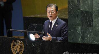 문대통령, 마지막 유엔무대서 종전선언 승부수