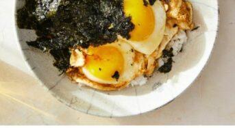 한국 '간장계란밥', 미국도 반했다