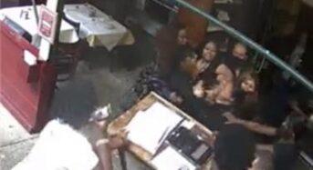 [영상] 뉴욕서 한인 종업원 공격한 흑인 무죄 주장