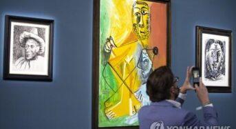 라스베이거스 식당에 왜 피카소 작품이?