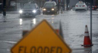캘리포니아, 이번엔 '역대급' 폭우 강타
