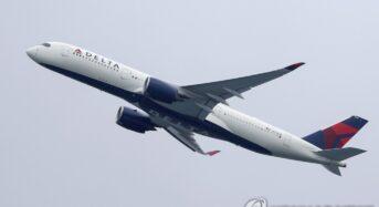 델타항공 흑자전환…미국 항공사 중 최초